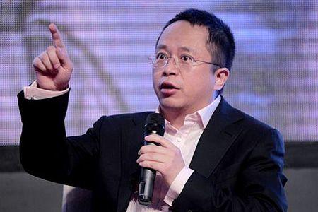 周鸿�t-奇虎360董事长