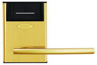 A2-金色 电子锁
