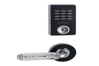 电子密码分体锁