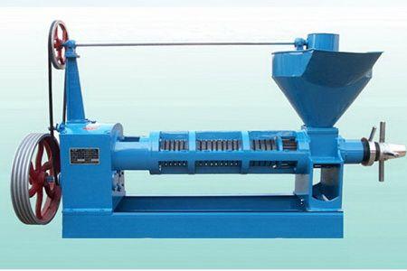 6YL-150型螺旋榨油机