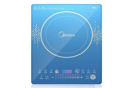 Midea/美的 C21-FH2103多功能高端触屏家用电磁炉大火力