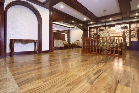 雨树复合木地板