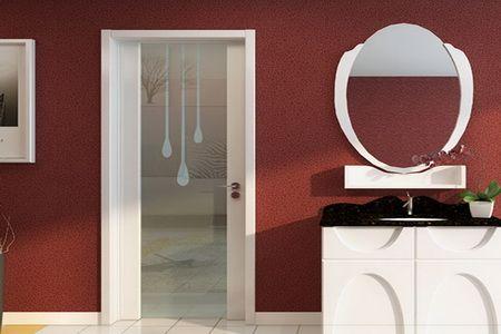 (雨露)油漆门 室内门 BL015 TATA木门