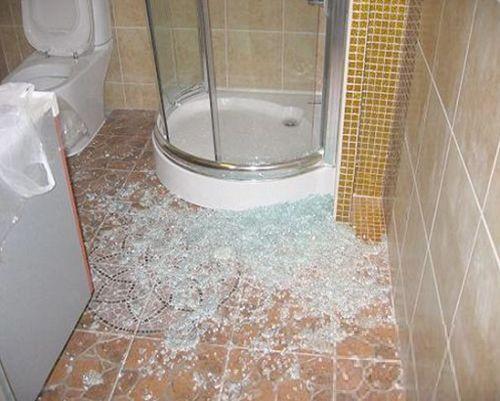 预防淋浴房爆炸有三招