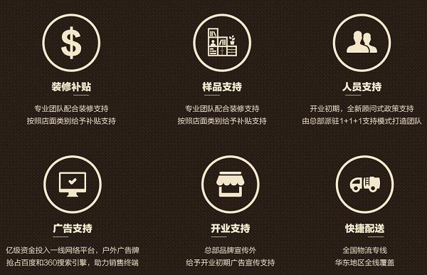 布兰莎定制衣柜2017火爆招商!