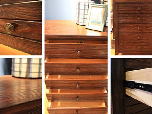 家具产品评测:巴克庄园美式家具