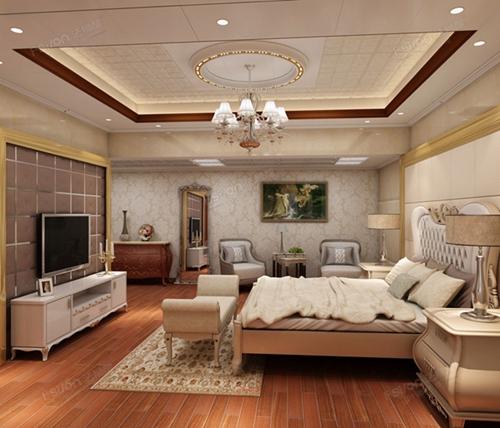 迤逦 欧式卧室
