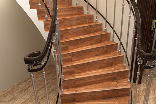 装修木纹梯级蜂窝板