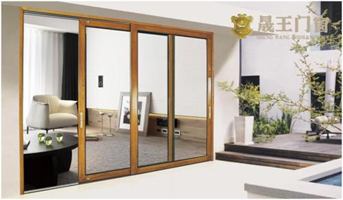 中国十大门业品牌 晟王门窗与您携手打造温暖的家