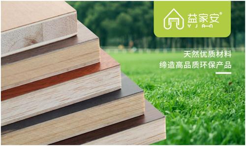 中国十大品牌荣誉加持 益家安板材开启品牌时代