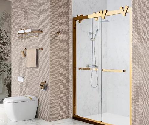 淋浴房清洁太糟心,几招帮你轻松搞定!