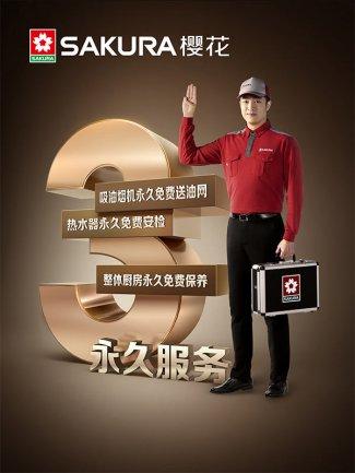 中国十大烟机品牌樱花 打造厨电新高度