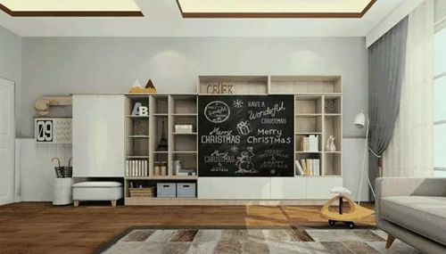 家居知识:客厅收纳设计也能有高颜值