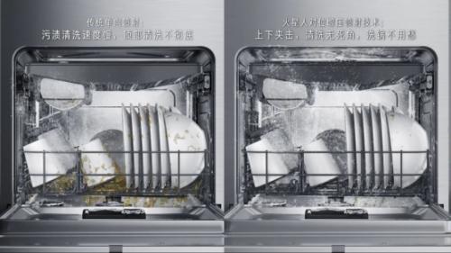 产品评测:火星人D7洗碗机