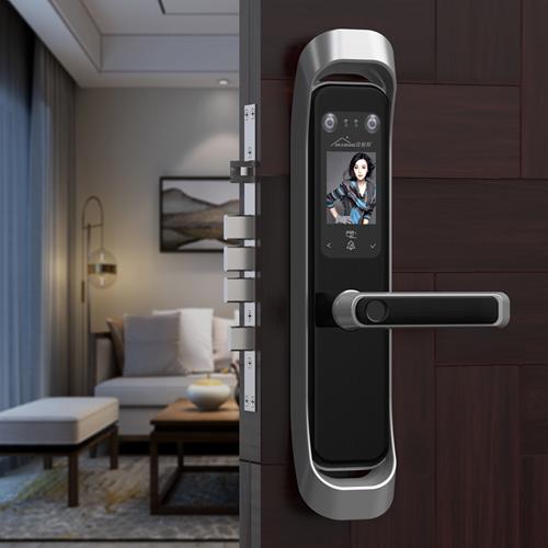 业界福音 安居邦智能锁新品系列AJB-A12华丽上市