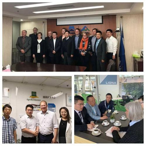 2019中国智慧林业博览会组展工作顺利进行