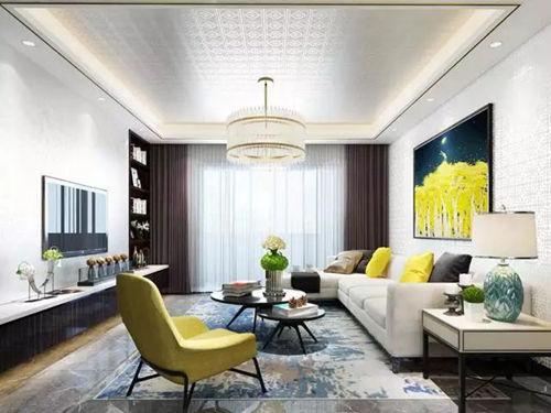 九条家居设计中的配色方案 小户型就适合这样的搭配