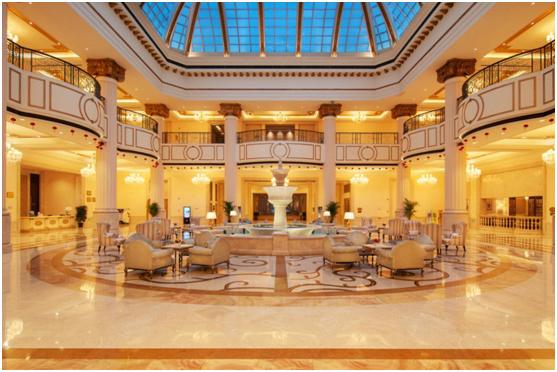 星级酒店篇:轻奢繁华里 又见冠华照明