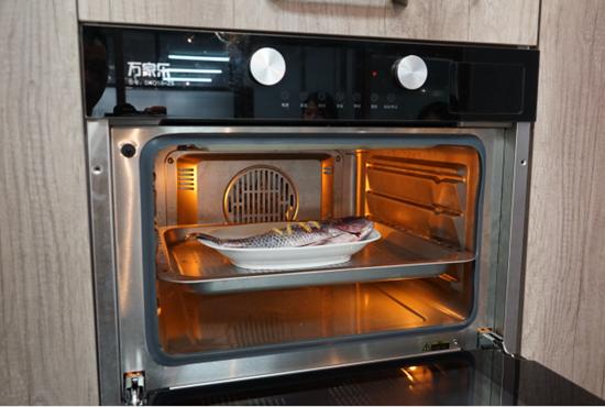 产品评测:万家乐Z5蒸烤箱 厨房界的黑科技