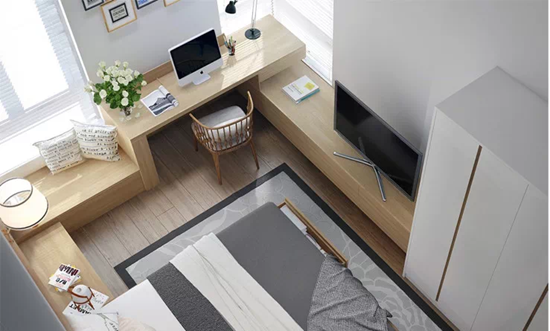 小户型家具怎么选? 你造吗?这些技巧送给你!