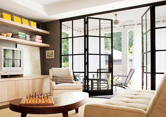选对门窗 给一个充满温暖感的家!