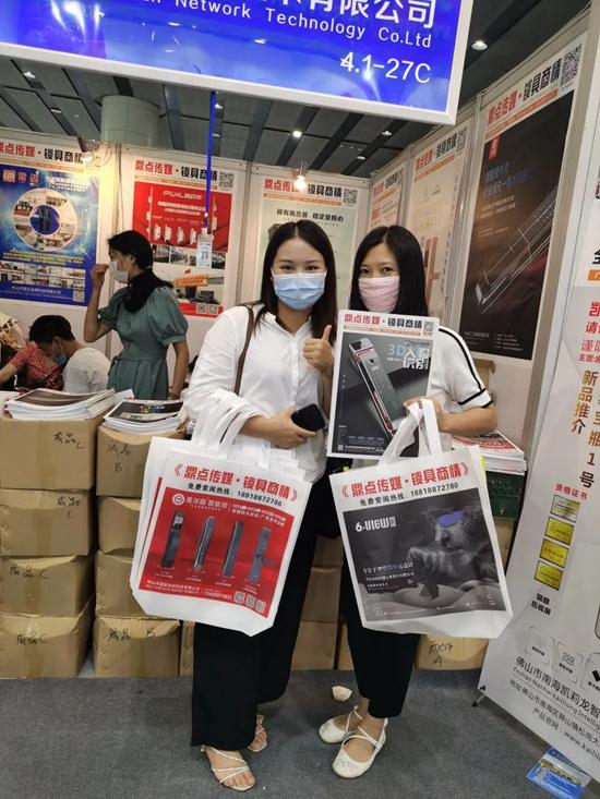 中国建博会圆满落幕 锁具快讯带你精彩回顾!