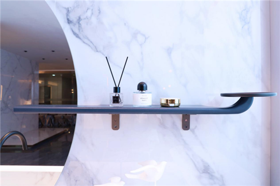 产品评测:阿洛尼山水之间系列浴室柜