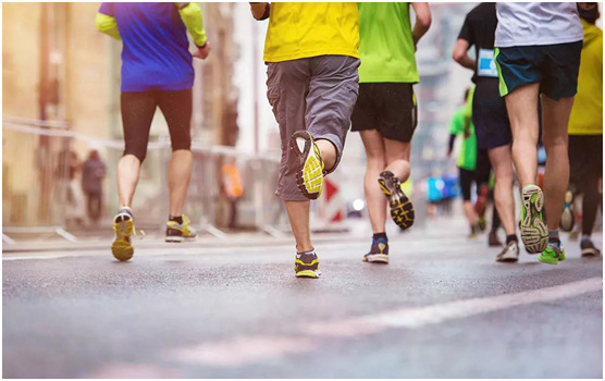 远洋体育:城市马拉松赛道,都用上了环保塑胶跑道