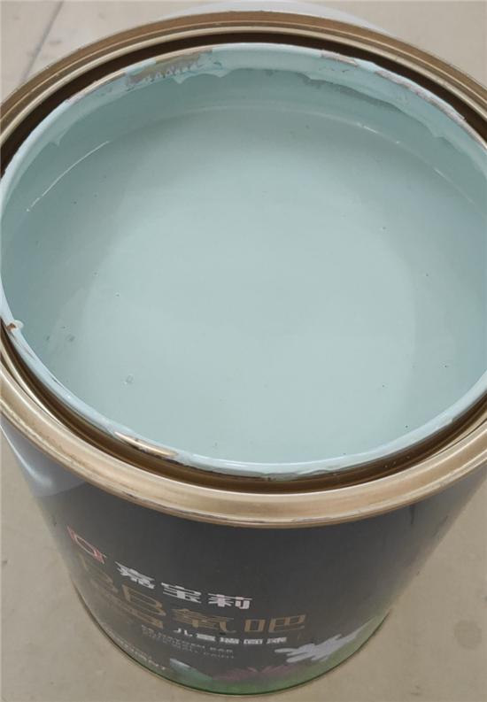 产品评测:嘉宝莉BB氧吧抗病毒儿童墙面漆