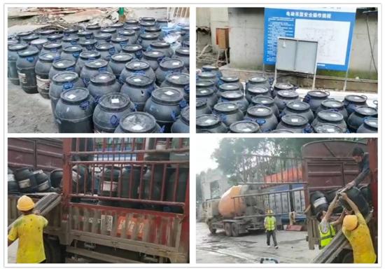 中标喜讯:林德漆中标中冶建工集团川江国际项目