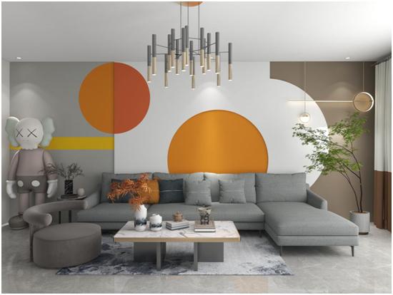 林德漆:色彩+软装搭配指南 营造有态度的生活方式