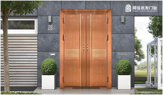 翔運志發門業:用一扇門打開高品質生活的篇章